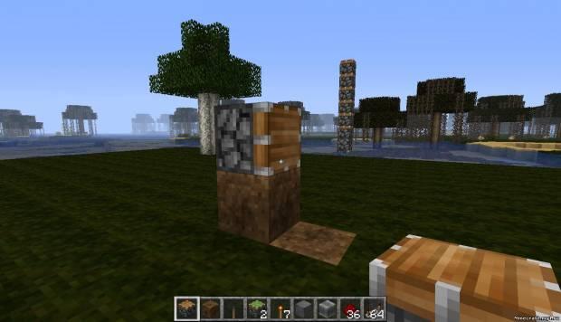 Как сделать полуавтоматическую ферму пшеницы в minecraft